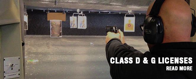 class d & g license